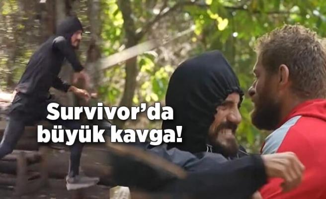 Survivor 2021'de Barış ve Doğan kavgası!