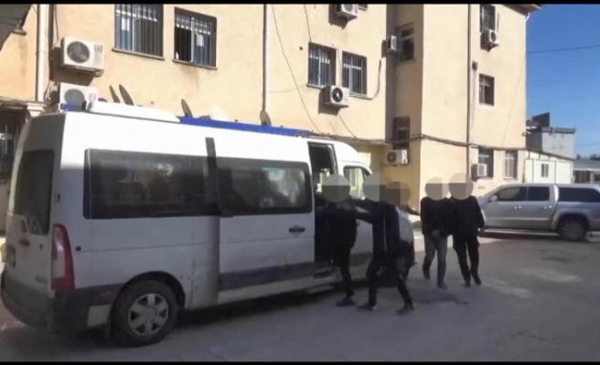 Türkiye'ye girmeye çalışan terörist patlayıcıyla yakalandı