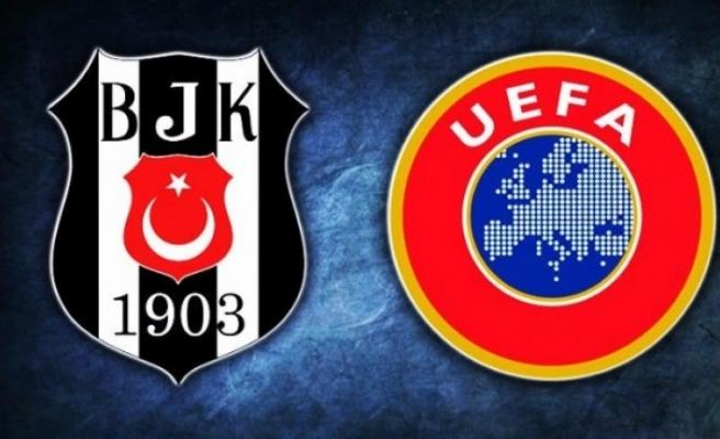 UEFA Beşiktaş'ın gelirlerine el koyacak!