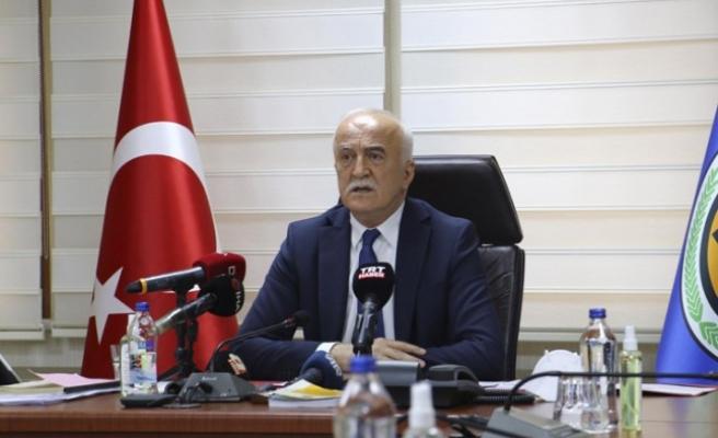 Vakıflar Genel Müdürü Ersoy'dan 'Gezi Parkı' açıklaması