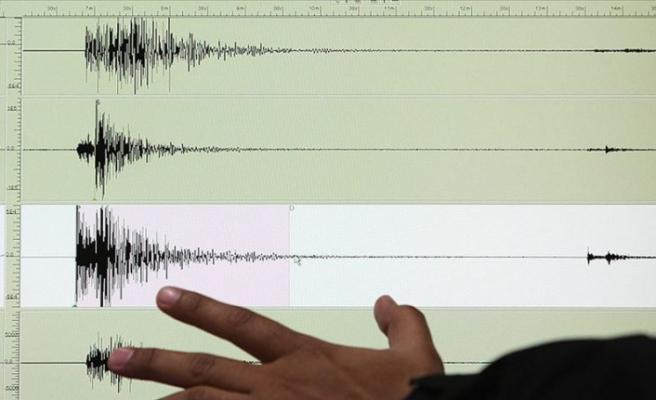 Yunanistan'da 6.3 büyüklüğünde deprem!