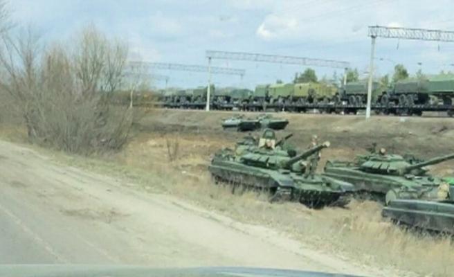 40.000 Rus askeri sınıra yığıldı