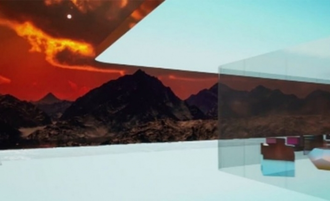500 bin dolara Mars'tan dijital ev sattı