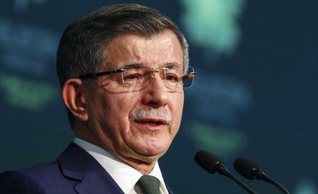 Ahmet Davutoğlu'ndan tam kapanma çağrısı