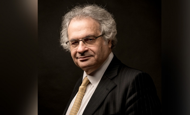 Amin Maalouf Institut français Türkiye'de