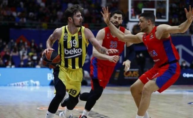CSKA Moskova: 78 - Fenerbahçe Beko: 67