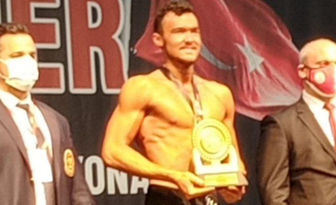 Efes Selçuk'a Türkiye Şampiyonasından Altın Madalya