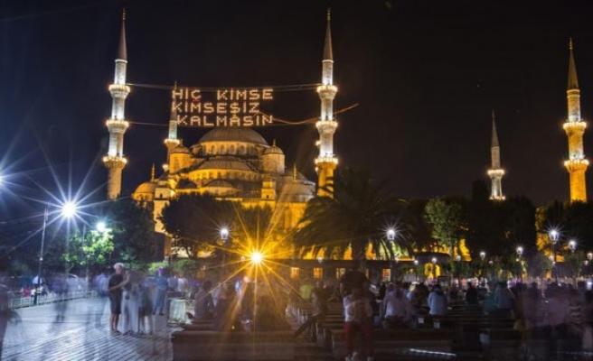 En uzun oruç Sinop'ta, en kısa oruç Hatay'da tutulacak