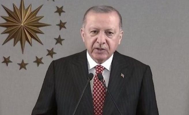 Erdoğan: 20 milyon doz aşı uygulaması yaptık