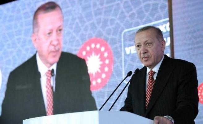 Erdoğan: Diğer konulara vakit ve enerji ayıramadık