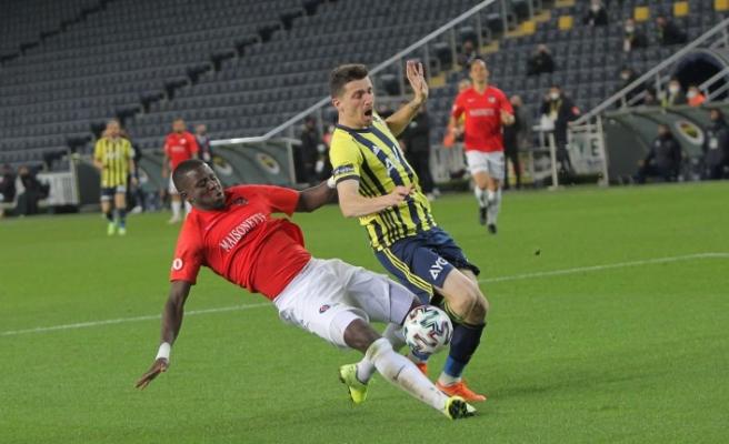 Fenerbahçe: 3 - Gaziantep FK: 1