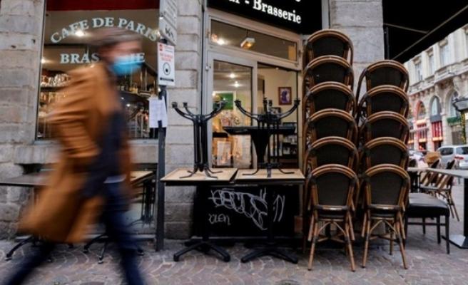 Fransa'da lüks restoranlar 'yeraltına indi'