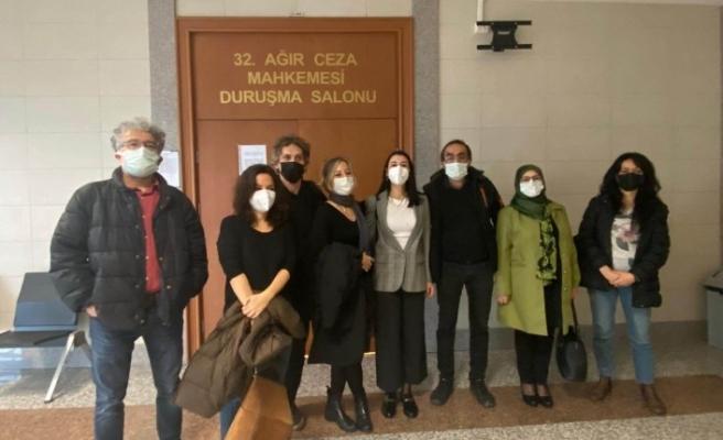 Gazeteci Melis Alphan'a 7,5 yıl hapsi istendi