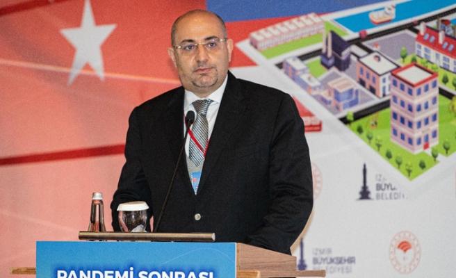 Gökçe İzmir'in kırsal kalkınma hikayesini anlattı