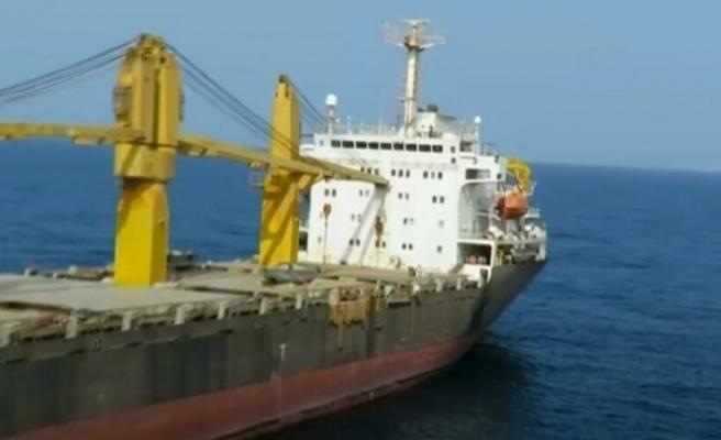İran: Bir gemi Kızıldeniz'de saldırıya uğradı