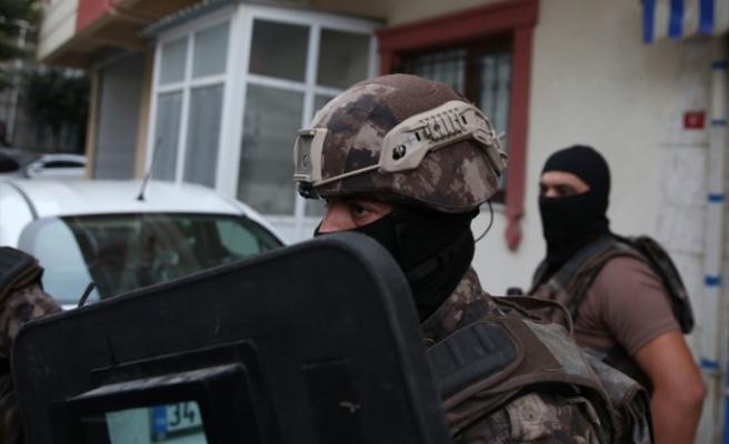 İstanbul'da DEAŞ'a operasyon: 12 gözaltı