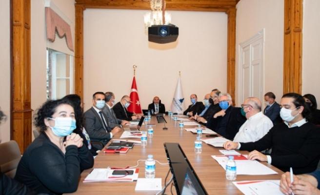 İzmir Büyükşehir Belediyesi Cumhuriyet'in 100'üncü yılını marşla taçlandıracak