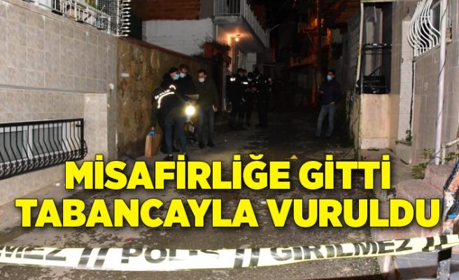 İzmir'de husumetlisi tarafından tabancayla vuruldu