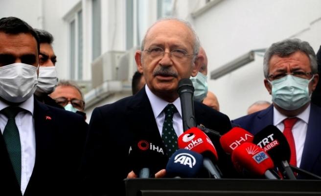 Kılıçdaroğlu: En güzel Türkiye'yi gerçek kılacağız