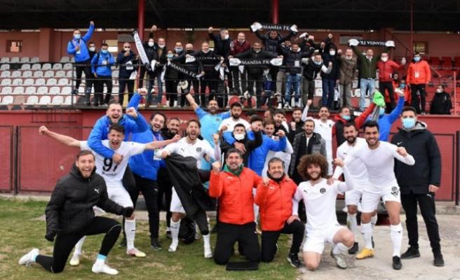 Manisa FK, TFF 1'inci Lig'i garantiledi