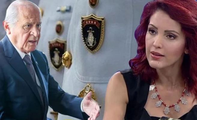 Nagehan Alçı, Bahçeli'yi 'İnfluencer şampiyonu' ilan etti!