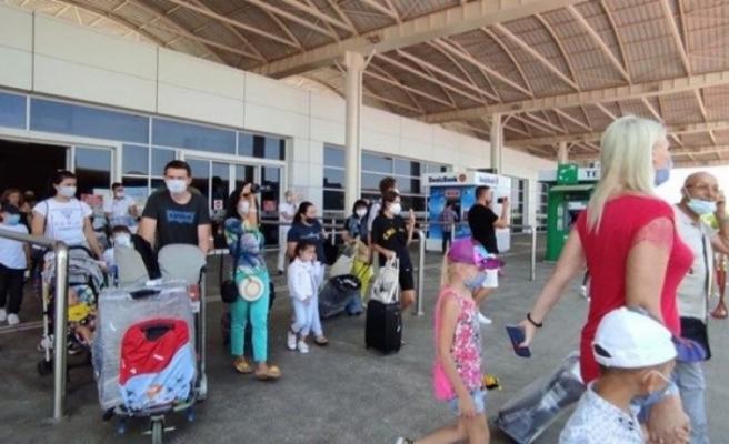 Türkiye pandemide 17 milyon turist ağırladı
