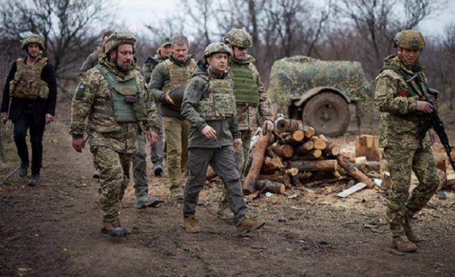 Ukrayna'dan Rusya'ya Donbas mesajı