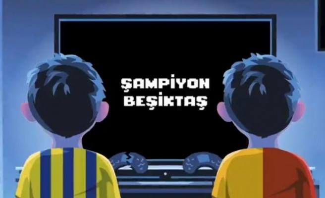 Beşiktaş'tan olay gönderme!