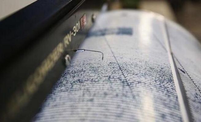 Çanakkale ve Balıkesir açıklarında deprem