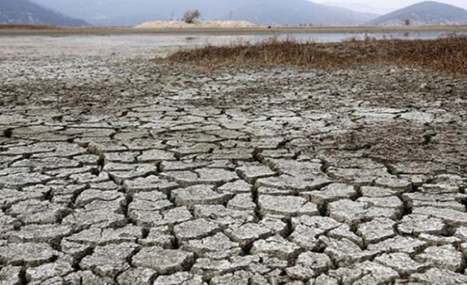 DSİ: Su stresi çeken ülke konumundayız