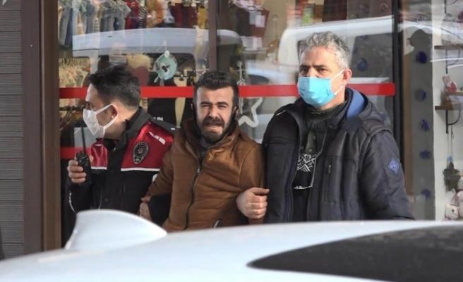 Eskişehir'de cinayet zanlısı: Ben yapmadım