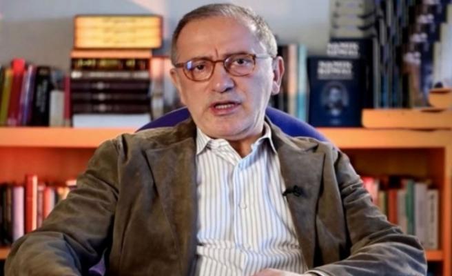 Fatih Altaylı, 1 haftadır köşe yazmama sebebini açıkladı