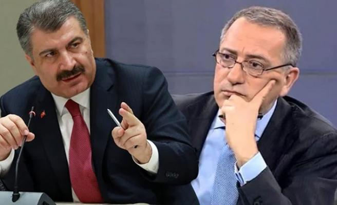 Fatih Altaylı'dan Sağlık Bakanlığı'na sert sözler!
