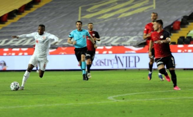 Gaziantep FK: 0 - Demir Grup Sivasspor: 1