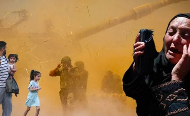 Gazze saldırılarında bilanço korkunç