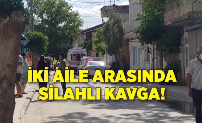 İzmir'de iki aile arasında silahlı kavga, ölümle sonuçlandı!