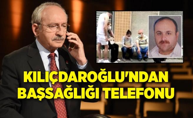 Kılıçdaroğlu'ndan İzmir'e başsağlığı telefonu