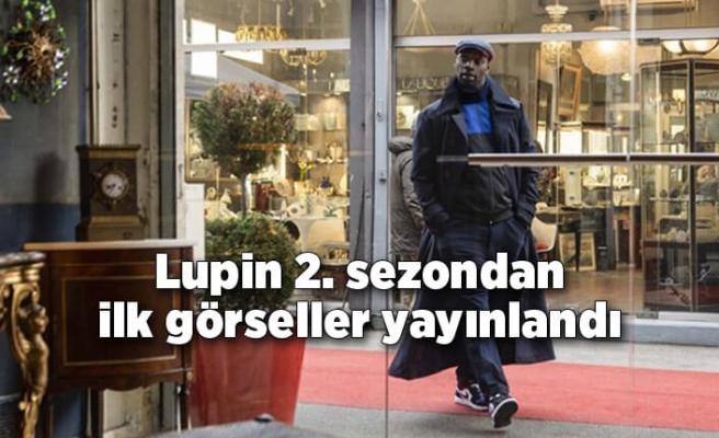 Lupin 2. sezondan ilk görseller yayınlandı