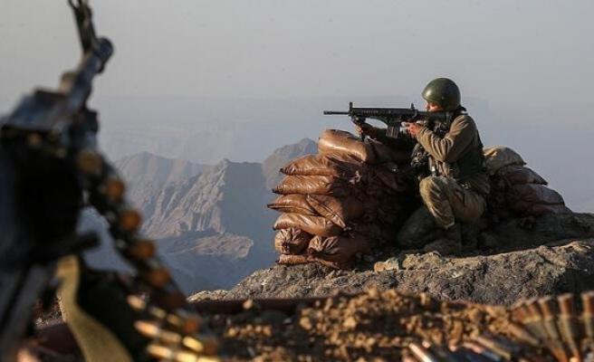 MSB: 3 PKK'lı terörist etkisiz hale getirildi