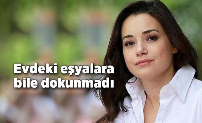 Özgü Namal eşinin ölümünden sonra İstanbul'a döndü
