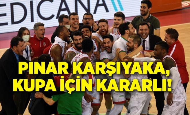 Pınar Karşıyaka, Avrupa'da kupa hedefine ulaşmaya kararlı!