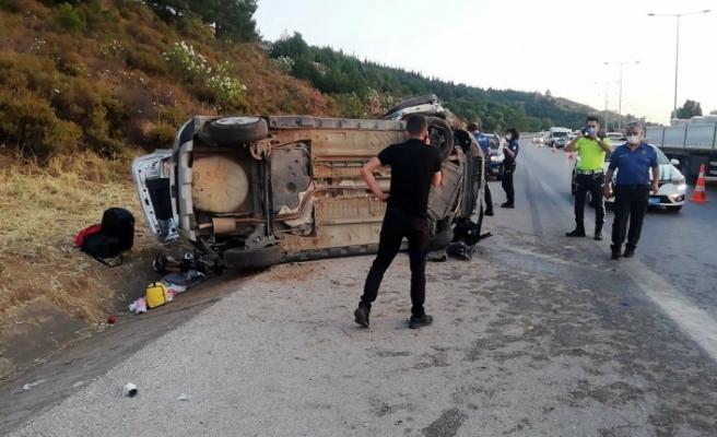 10 aylık Çınar'ın yaşamını yitirdiği kazada otomobil sürücüsü tutuklandı