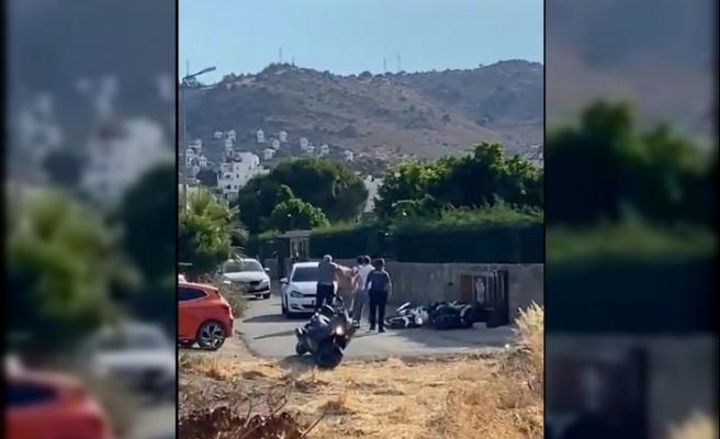 Bodrum'da çatışma: 1 şehit, 1 polis yaralı
