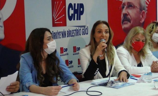 CHP'li Nazlıaka: 450 kadına vesile olduk