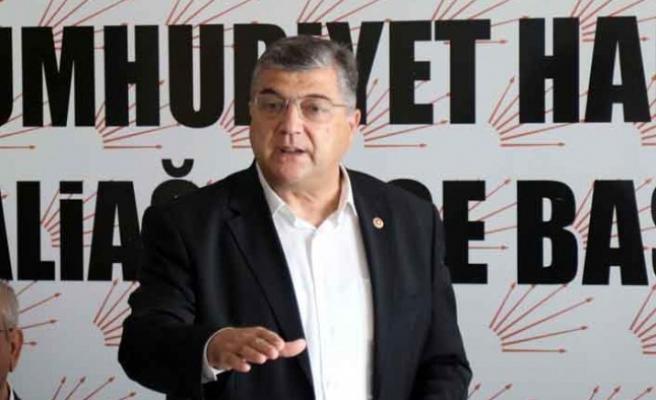 CHP'li Sındır: İl il, ilçe ilçe 128 milyar doları arıyoruz