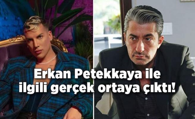 Erkan Petekkaya'nın paylaşımıyla ilgili gerçek ortaya çıktı!