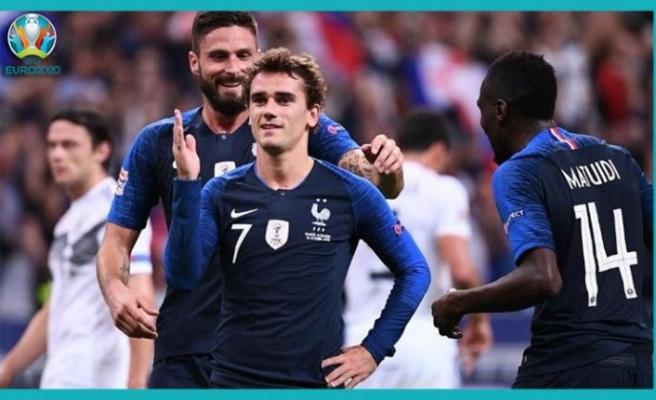 Fransa - Almanya maçı ne zaman, saat kaçta, hangi kanalda?