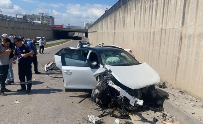 Hatay'da kaza: 4 ölü, 3 yaralı