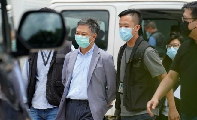 Hong Kong'ta basın özgürlüğüne büyük darbe