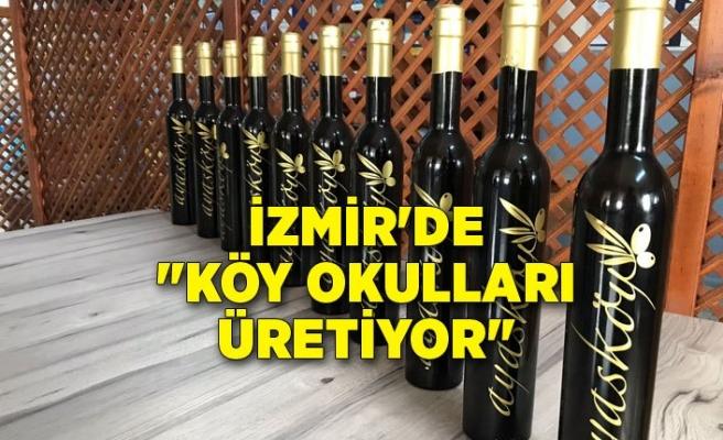 """İzmir'de """"Köy Okulları Üretiyor"""""""